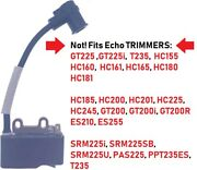 Fits Your Echo Trimmer All Compatible Models Are Listed Ignition Coil Replacemen