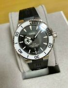 Oris Aquis Date Star Wars Stormtrooper Limited Edition Automatic Men From Japan