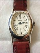 Rare Design Obley Handmade Solid Silver Women's Watches S02795