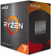 Amd Ryzen 7 5800x Without Cooler 3.8ghz 8 Cores / 16 Threads 36mb 105w [distrib