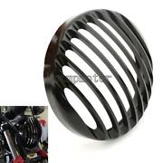 5.75 Headlight Grill Cover For Harley Davidson Seventy Two Xl1200v Iron 883