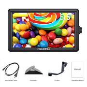 Feelworld 4k Hdmi Camera Monitor 5.5 Inch Small Full Hd Lcd Ips Display For Dslr