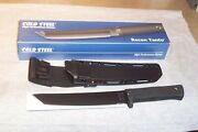 Cold Steel Recon Tanto 13rtk Knife Made In Japan Never Used In Box