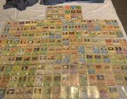 Wotc Charzard And Friends Pokemon Cards Lot 200 Plus Cards Original Collection