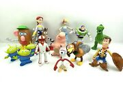 Toy Story Action Figures Medium Size Clean - 14 Lot - Sporky Duke Caboom Hamm...