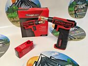 New 2021 Snap On Red Butane Gas Torch Torch300 Red Usps Shipping