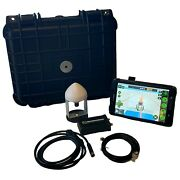 Machineryguide Gps Guidance System Mg1000 Kit With Tablet, Antenna And Software
