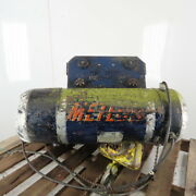Cm Chisholm-moore 5815 1-1/2ton Electric Hoist Wire Rope 480v 3ph 15and039 Lift 18fpm