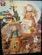 Suzanne Mcneill Garden Angels And Mice 3119 Flower Pots And More 25 Ideas Book