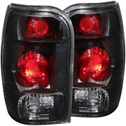 Anzo 211084 Tail Light For 2000-2001 Ford Explorer Lh Andrh Set Of 2