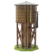 Cripple Creek Water Tower Accessory O Gauge Scale Building Steam Engine