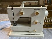 Bernina Electronic Nova 900 Sewing Machine With Accessories And Case