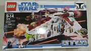Us Only Lego Star Wars 7676 Republic Attack Gunship New Sealed