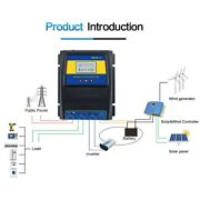 On/off Automatic Dual Power Transfer Switch Solar Wind System Charger Controller