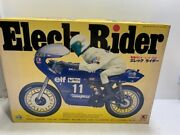 Super Rare 1979 Kyosho Out Of Print Dead Stock Electric Rc Motorcycle Eric Rid