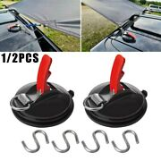 Strap Suction Suv Tent Tie Top Van 1x/2x Anchor Camping Cartruck Parts