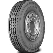 4 Tires Kelly Armorsteel Msa 11r22.5 Load H 16 Ply All Position Commercial