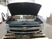 Front Clip Chrome Bumper With Fog Lamps Fits 09 Silverado 1500 Pickup 768976