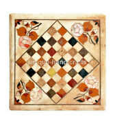 Marble Chess Board, Chess Set ,chess Top, Chess Puzzles Games White Marble Chess