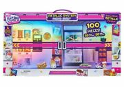 Shopkins Real Little Metallic Mystery Micro Mart- 100 Pieces