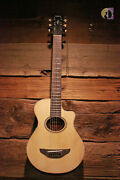 Yamaha Apxt2 3/4 Size Acoustic Electric Guitar, Natural, Free Shipping Lower Usa