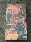 Brand New Coldfire Vhs 1990 Wings Hauser Sealed Oop