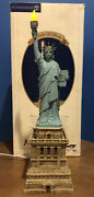 Department 56 American Pride Collection Statue Of Liberty Patriot Pin Included