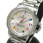 Corum Admiraland39s Cup Trophy 41 082.830.20 Watches Stainless Steel Mechan...