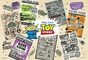 500-piece Jigsaw Puzzle Wood At Allposters.com - Toy Story - 26x38cmjapan