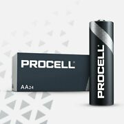 48 New Duracell Procell Aa Alkaline Batteries Exp 2025