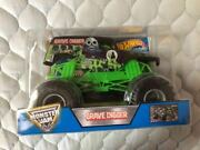 Prompt Decision Monster Jam Grave Digger Truck Beautiful New Unopened Hard To