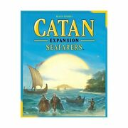 Board Game Catan Seafarers Game Expansion 5th Edition Imported Version No Japa