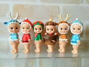 Sony Angel Christmas 2014 All Six Types Secret Cake Sold-out Items Kewpie