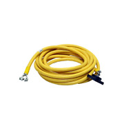 Pacer Boat Yellow Battery Cable   1 Awg 21 Ft Junction Terminal Bloc