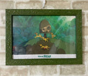 Ghibli Laputa Castle In The Sky Puzzle Squirrel Monkey Giant Soldier Framed