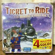 Ticket-to-ride Nordic With Japanese Rule