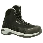 Michelin Mic0004 Menand039s 5 Latitude Tour Alloy Toe High Top Eh Work Boots Shoes