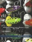 Arbogast Fishing Lure Collectorand039s Guide 1997-2018 Brand New Free Shipping I...
