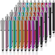 Liberrway Stylus Pen 50 Pack For Universal Touch Screen Capacitive Stylus