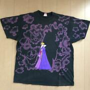 Disney Snow White Queen Witch T-shirt 90and039s Vintage Rare