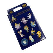 Disney World 50th Anniversary Collection Mystery 2 Pin Box Sealed - New