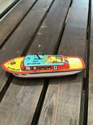 Usa Made 1940 Antique Tin Toy The Boat