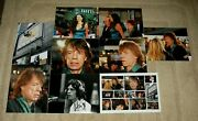 Mick Jagger Rolling Stones Hand Signed 100 Geniune Autographed 10x8 Photo