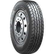 Tire Hankook Smart Flex Dh35 245/70r19.5 Load H 16 Ply Drive Commercial