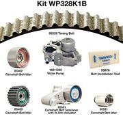 Engine Timing Belt Kit With Water Pump Dayco Wp328k1b