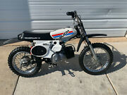 1979 Other Makes Puch Magnum X50 1979 Puch Magnum X50 Dirt Bike Motorcycle White 285 Miles