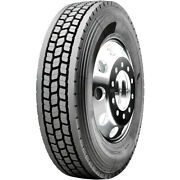 4 Tires Roadx Cd871 R3 11r22.5 Load H 16 Ply Drive Commercial