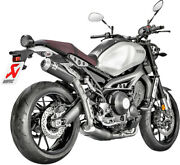 Akrapovic Race Full System Exhaust Ss/ti For Yamaha Fz10 S-y10r14-hx2t