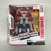 Tomy Trans Formers War For Cybertron Optimus Prime 4904810171911
