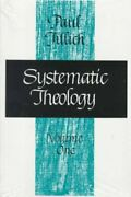 Systematic Theology, Paperback By Tillich, Paul, Brand New, Free Shipping In ...